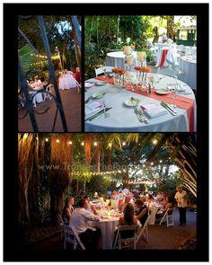 Key West Garden Club Wedding Soiree Planner Florida Keys Weddings Fl Designer Event Decor Keywestw