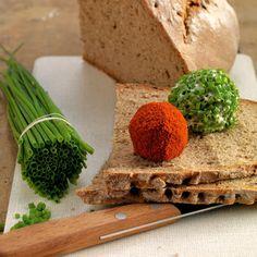 Butcher Block Cutting Board, Parmesan, Dips, Bread, Snacks, Kitchen, Food, Austria, Brown Bread