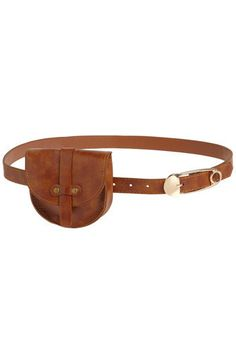 Portable Pocket Belt, #ModCloth. The actual item they sell is too small for me, but this would be pretty damned easy to make.