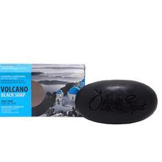 VOLCANO LAVA SCRUB SOAP (WITH SANTORINI'S VOLCANO LAVA)