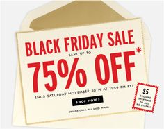 kate spade Black Friday sale!!!  Up to 75% off!  http://rstyle.me/n/y8ybnyg6