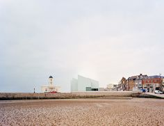 World Architecture Community News - Turner Contemporary selected as one of 21 landmarks that define Britain in the century David Chipperfield Architecture, Margate Uk, Turner Contemporary, Angel Of The North, Chatsworth House, Seaside Towns, Polished Concrete, Concrete Floors, Britain