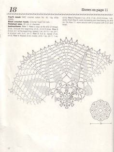 Nihon Vogue Fancy Crochet Lace - רחל ברעם - Picasa Web Albums