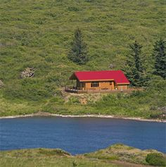 cabins in the wilderness