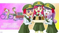 My Little Pony LXXIX: Double Princess Now Canon - Page 29