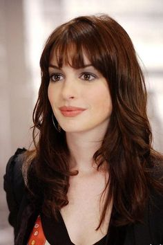 "Anne Hathaway as Andy Sachs | Here's What The Cast Of ""The Devil Wears Prada"" Looks Like Now"