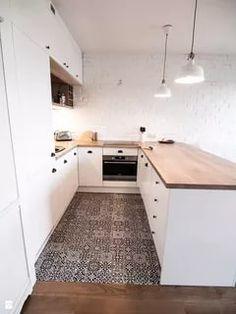 27 perfect and awesome modern kitchen remodel ideas on budget 25 - Homeadzki Website Kitchen Interior, Home Interior Design, Küchen Design, House Design, Large Kitchen Design, Kitchen Dinning, Space Kitchen, Kitchen Flooring, Home Decor Inspiration