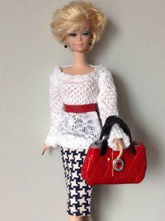 BM Fashion for   FR,Silkstone  Barbie Dolls   - OOAK SET