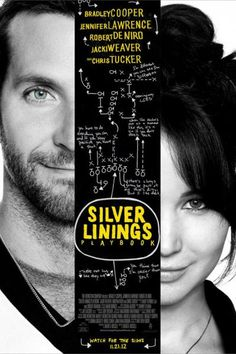 Silver Linings Playbook Movie Poster