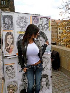 Denise Milani : Photo