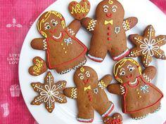 Soft Chewy Gingerbread Man | Foodmanna