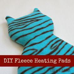 DIY Fleece Heating Pads :: Hometalk