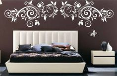 Floral-Tree-Branch-Butterfly-Flower-Removable-Vinyl-Wall-Decal-Sticker-Decor
