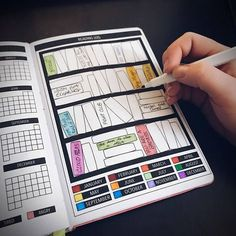 Passion Planner Yearly Reading Log Bullet Journal Planner