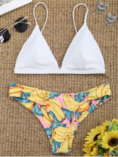 Up to 80% OFF! Padded Bikini Bra With Banana Print Bottoms. #Zaful #Swimwear #Bikinis zaful,zaful outfits,zaful dresses,spring outfits,summer dresses,Valentine's Day,valentines day ideas,cute,casual,fashion,style,bathing suit,swimsuits,one pieces,swimwear,bikini set,bikini,one piece swimwear,beach outfit,swimwear cover ups,high waisted swimsuit,tankini,high cut one piece swimsuit,high waisted swimsuit,swimwear modest,swimsuit modest,cover ups,swimsuit cover up @zaful Extra 10% OFF…