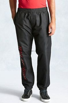 TRUE RELIGION HAND PICKED TR MENS TRACK PANT NWT Size XL and 3XL #TrueReligion #TrackPant
