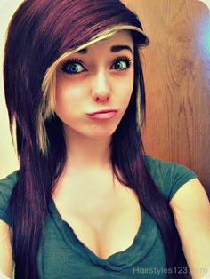 Emo Hairstyles For Girls - Page 6