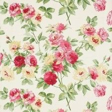 Sanderson Vintage Eglantine, Traditional Wallpaper