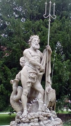 Neptúnova fontána, Prešov