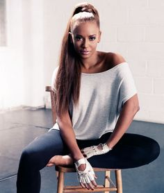 Mel B...Spice Girl, Mother, and all around beauty proves beauty is ageless!