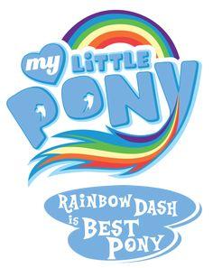 best pony logos | Fanart - MLP. My Little Best Pony Logo by ~ jamescorck