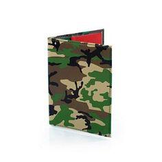 Heys - Camo - Passport Keeper  35022-3045-00