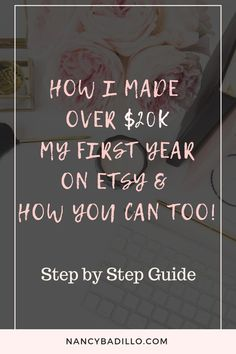 How to have a successful Etsy shop? - Nancy Badillo - How to be a success on Etsy … top tips for setting up a profitable shop - {hashtag} Craft Business, Business Tips, Creative Business, Starting An Etsy Business, Etsy Seo, Sell On Etsy, What Sells On Etsy, Etsy Crafts, Shops