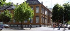 La residencia real de Stiftsgården en Trondheim, Noruega - Fotografía: Trondheim kommune