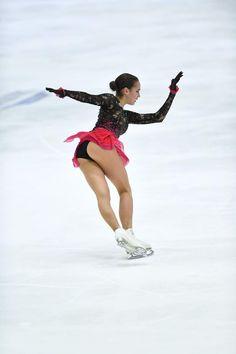 Dallas Cheerleaders, Crotch Shots, Alina Zagitova, Athletic Girls, Sport Gymnastics, Black Actors, Ice Skaters, Women Figure, Ice Queen