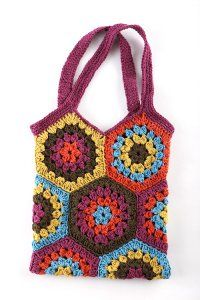 Hexagon Market Bag