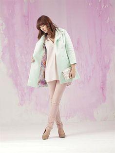 Pastels | Pastelle #fashion #trend #pastels #summer2014