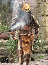 Mayan Shaman -- pinned using BrowserBliss