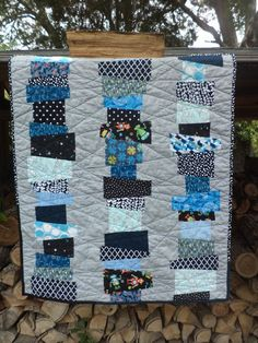 Kat & Cat Quilts: (Finally!) Finished Friday