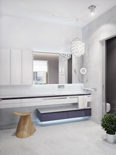 Bathroom Vanities Without Tops Modern Vanity Unit With Design White Bathroom Vanities Wall Color Decoration Be Equipped Pendant Lamp Wonderful Bathroom Vanity Sink, Beautiful Modern Design Vanity White: Furniture