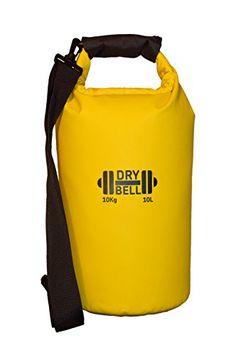 """Heavy Duty Dry Bag Dumbbell """"DryBell"""" Waterproof Bag - Sa... https://www.amazon.com/dp/B01E9LAZ6Y/ref=cm_sw_r_pi_dp_x_u096xb88WB4C2"""