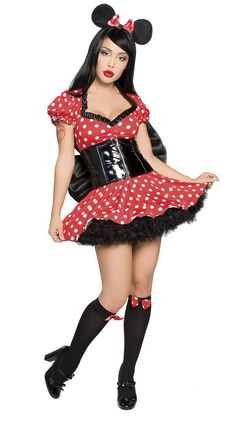 Mouse costume halloween carnival christmas cosplay costumes for women