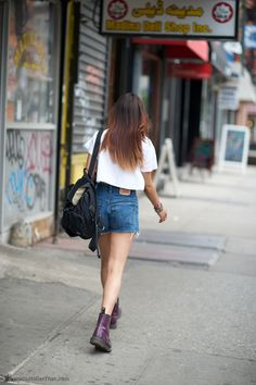 the-streetstyle:   East Village... A Fashion Tumblr full of Street Wear, Models, Trends & the lates