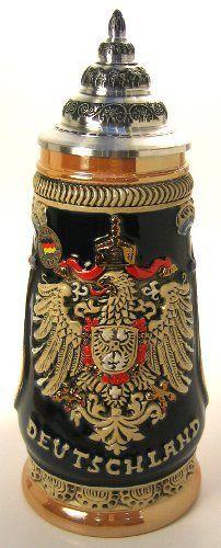 Eagle German Beer Stein