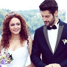 Cute Couples Goals, Couple Goals, Disney Fun Facts, Cute Couple Wallpaper, Rich Family, Turkish Beauty, Romantic Couples, Turkish Actors, Love Story