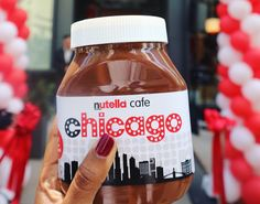 Chicago's Nutella Cafe