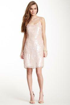 Chaudry Silk Sequin Dress on HauteLook
