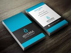 8 best amazing doterra business cards images on pinterest doterra custom doterra business card printing for doterra wellness advocates reheart Image collections