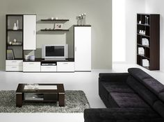 White Leather Sofa Living Room Ideas Black And White Living Room Decor Interior Design For Small Living Rooms 933x697