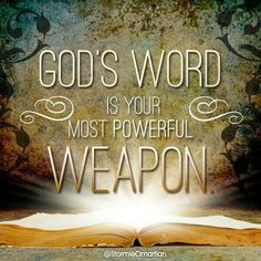 """For the word of God is quick, and powerful, and sharper than any twoedged sword, piercing even to the dividing asunder of soul and spirit, and of the joints and marrow, and is a discerner of the thoughts and intents of the heart.""(Hebrews 4:12)"