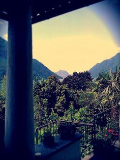 Cressogno, Lago di Ceresio, Italia Airplane View, Feels, Italia