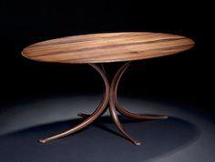 Peder Moos: Ovalt prototype sofabord