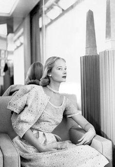 Lucy Douglas Cochrane (February 19, 1920 - November 8, 2003), known as C. Z. Guest, an American fashion icon.
