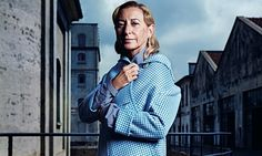 Miuccia Prada: I hate the idea of being a collector. I really hate it