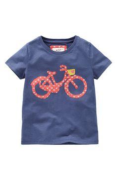 Bici para camiseta niño