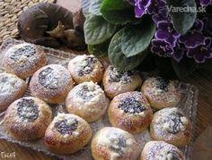 Moravské buchtičky (fotorecept) Muffin, Breakfast, Hampers, Postres, Muffins, Cupcake, Cup Cakes